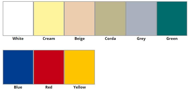 dual box aa cover colours